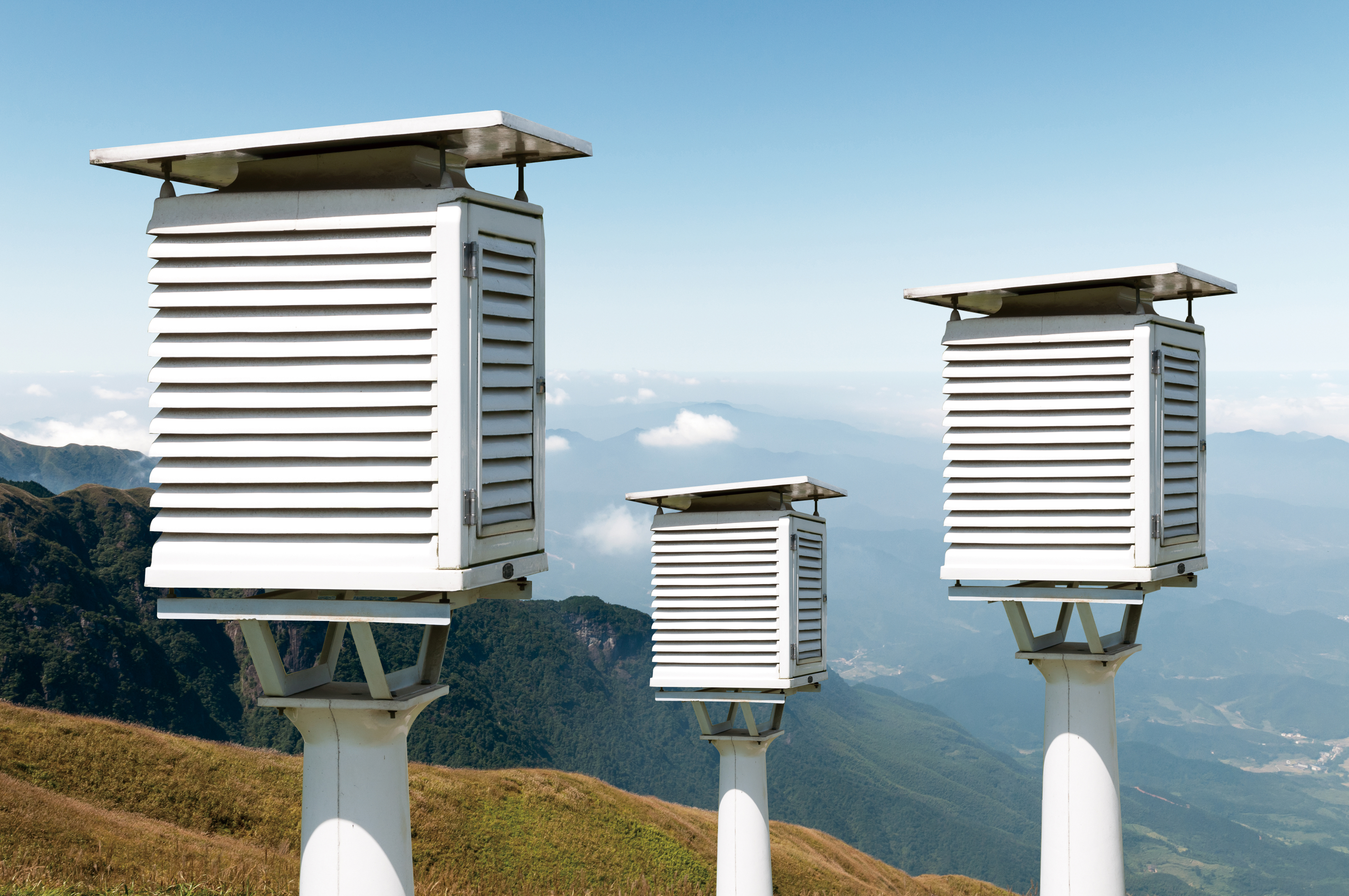 The Secret Life of Weather Stations